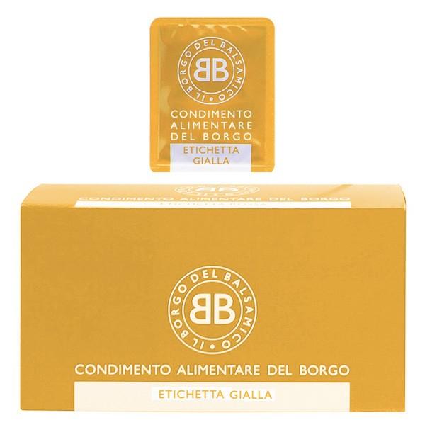 Il Borgo del Balsamico - The Condiment of The Borgo - Balsamic a Porter - Yellow Label - Balsamic Vinegar of The Borgo
