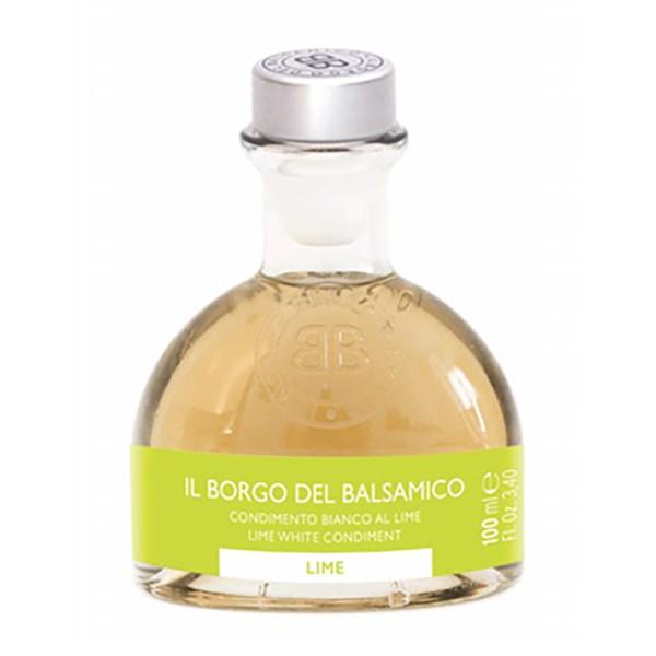 Il Borgo del Balsamico - I Succosi - Condimento Bianco al Lime - Aceto Balsamico del Borgo