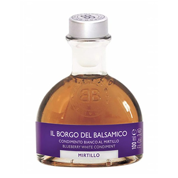 Il Borgo del Balsamico - The Juicy - Blueberry White Dressing - Balsamic Vinegar of The Borgo