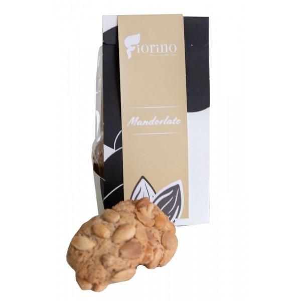 Pasticceria Fiorino - Mandorlato - Classic Sicilian Almond Cookies - Fine Pastry