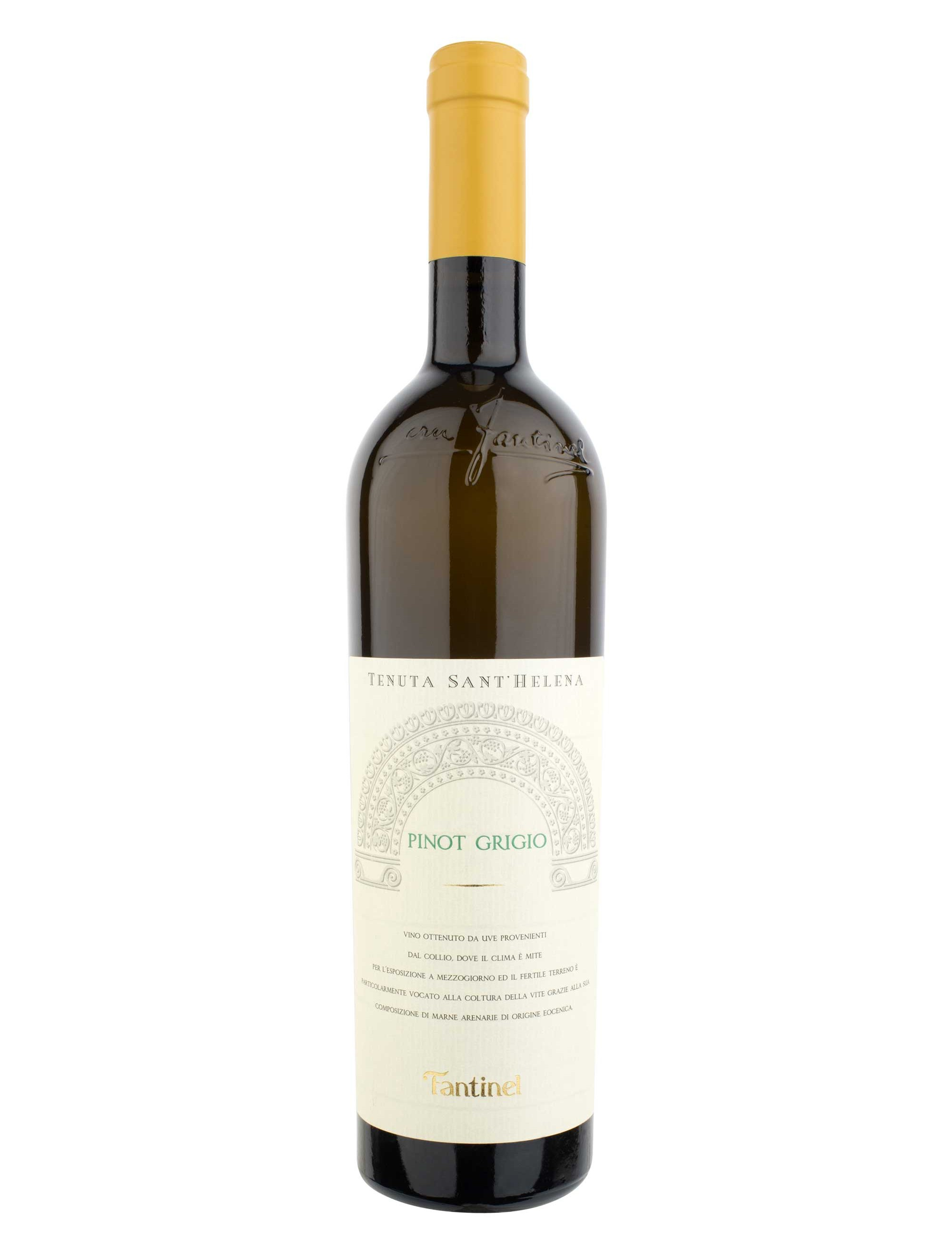 2561d133 Fantinel - Tenuta Sant'Helena - Pinot Grigio D.O.C. Collio - White Wine -  Avvenice