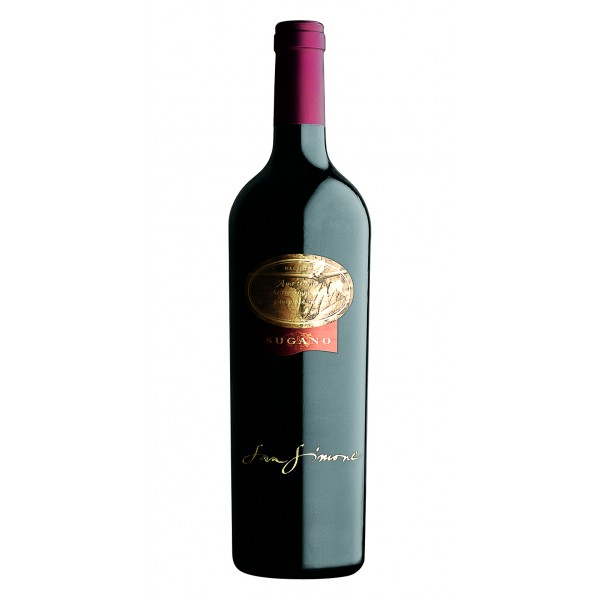 San Simone - Sugano - Cabernet Franc - Friuli Grave D.O.C. - Case Sugan - The Tradition - Selection Line