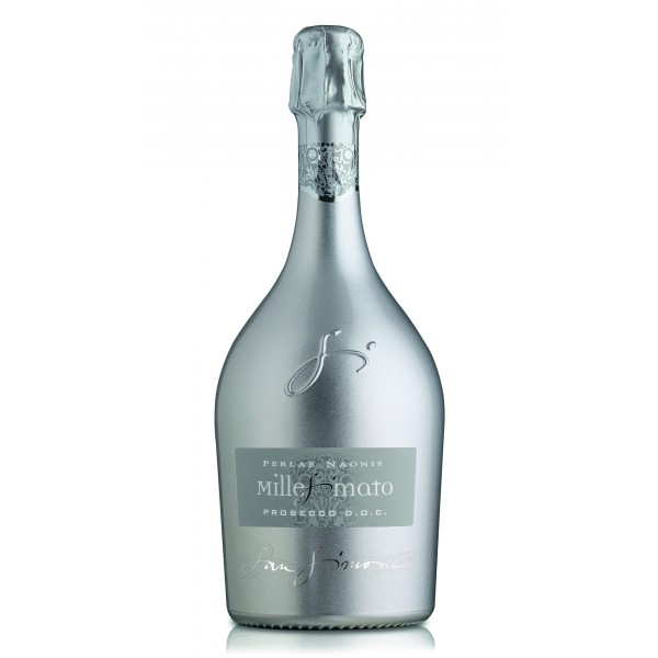 San Simone - Prosecco D.O.C. Brut Millesimato - Perlae Naonis - Silver Edition - Sparkling Line