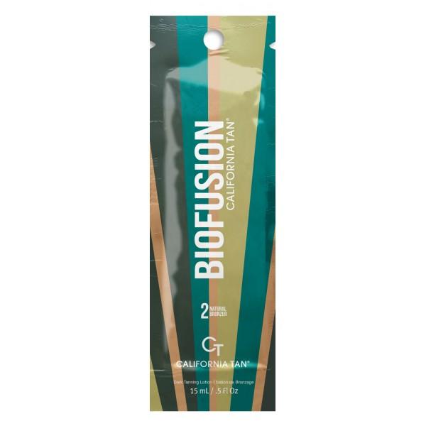 California Tan - Biofusion™ Natural Bronzer - Step 2 Bronzer - Linea Biofusion - Lozione Abbronzante Professionale - 15 ml