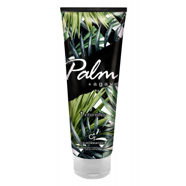 California Tan - Palm + Agave™ Intensifier - Step 1 Intensifier - Palm Collection - Lozione Abbronzante Professionale