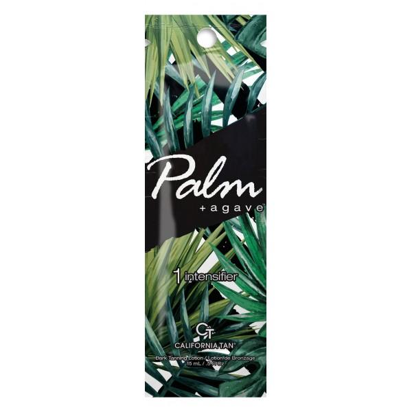 California Tan - Palm + Agave™ Intensifier - Step 1 Intensifier - Palm Collection - Lozione Abbronzante Professionale - 15 ml