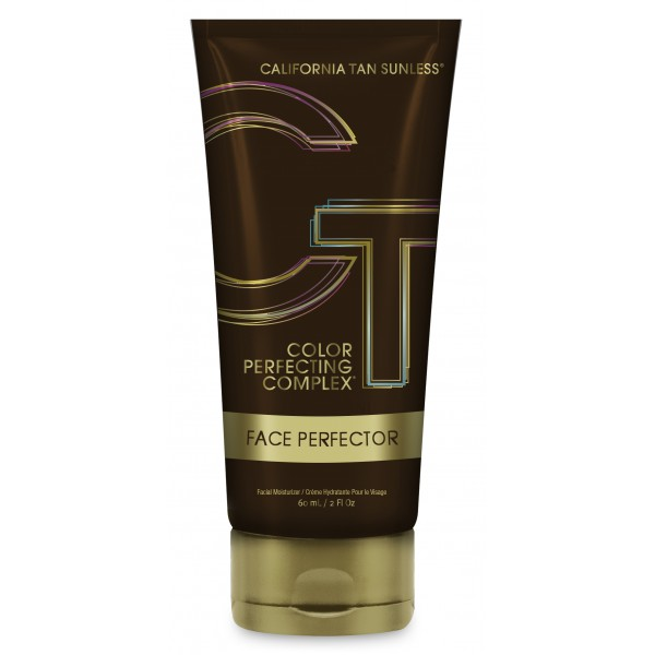 California Tan - Color Perfecting Complex® Face Perfector - Step 2 Develop  - CT Sunless Collection - Professional Tanning Lotion