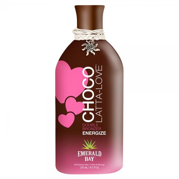 California Tan - Choco-Latta-Love® - Double Bronzer - Emerald Bay - Lozione Abbronzante Professionale