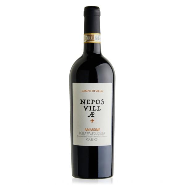 Cantina Nepos Villae - Amarone della Valpolicella Classico D.O.C.G. - 2013 - Campo di Villa
