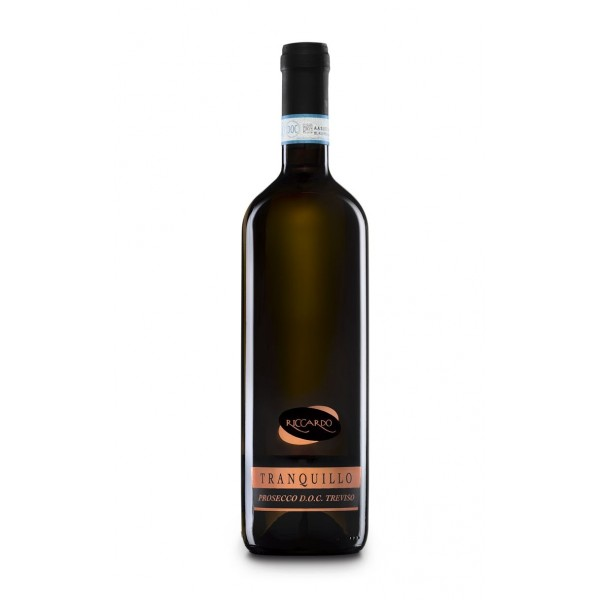 Riccardo - 6 bt Prosecco D.O.C. di Valdobbiadene - Vino Tranquillo