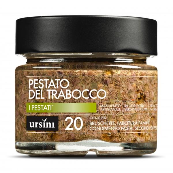Ursini - Pestato del Trabocco - 20 - Pestati® - Olio Extravergine di Oliva Italiano