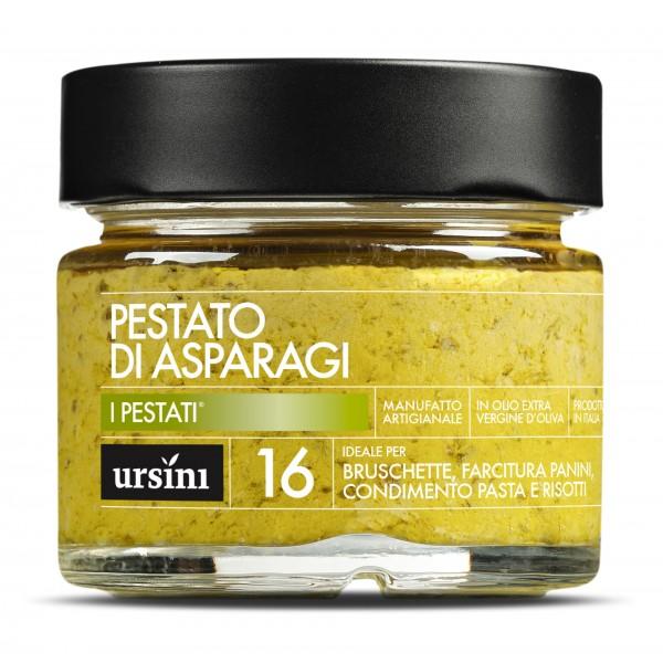 Ursini - Pestato di Asparagi - 16 - Pestati® - Olio Extravergine di Oliva Italiano