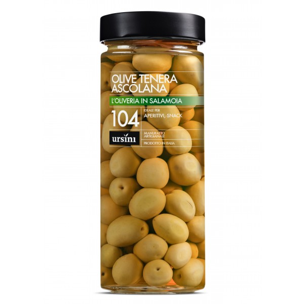 Ursini - Olive Tenera Ascolana - 104 - In Salamoia - Oliveria - Olive Italiane