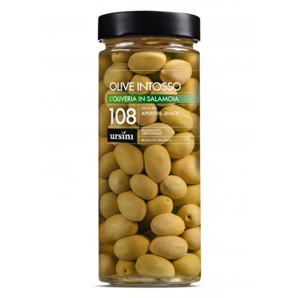 Ursini - Olive Intosso - 108 - In Salamoia - Oliveria - Olive Italiane