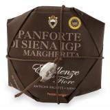 Fiore - Panforte di Siena dal 1827 - Panforte di Siena I.G.P. Margherita - Eccellenze di Fiore - Incartato a Mano