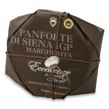 Fiore - Panforte di Siena dal 1827 - Panforte di Siena I.G.P. Margherita - Eccellenze di Fiore - Incartato a Mano - 227 g