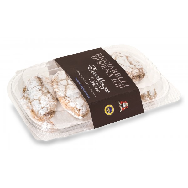 Fiore - Panforte of Siena since 1827 - Ricciarelli of Siena I.G.P. - Excellences of Fiore - Blister Box