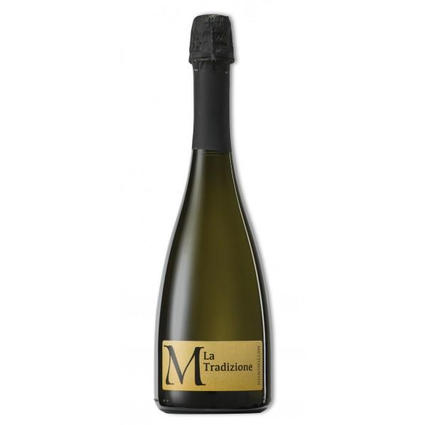 Mettosantin - 2 bt La Tradizione – Vino Frizzante Col Fondo