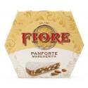 Fiore - Panforte di Siena dal 1827 - Panforte Margherita Tradizionale - Panforte - Confezione - 100 g