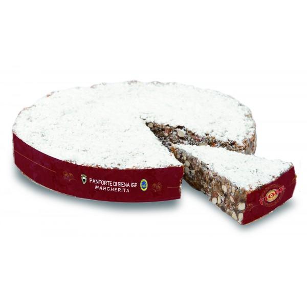 Fiore - Panforte di Siena dal 1827 - Panforte di Siena I.G.P. Margherita - Panforte - Incartato a Mano - 5 kg