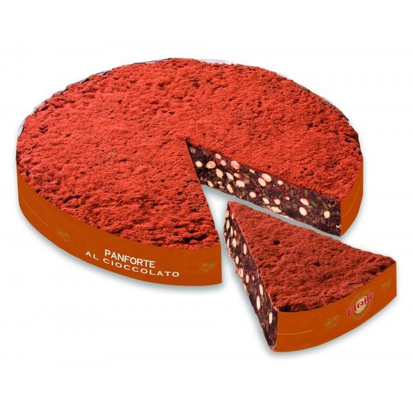 Fiore - Panforte di Siena dal 1827 - Panforte di Siena al Cioccolato - Panforte - Incartato a Mano - 5 kg