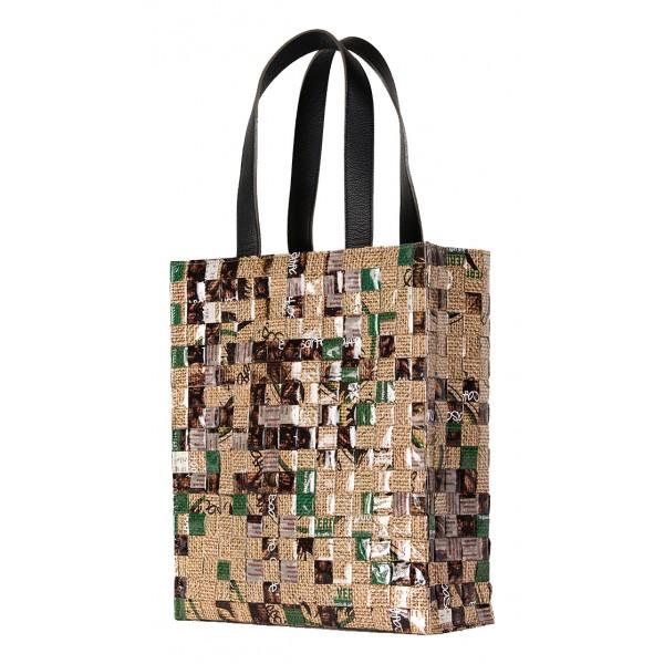Meraky - Arabica Juta - Arabica - Tote Bag - Aroma Collection - Borsa Donna