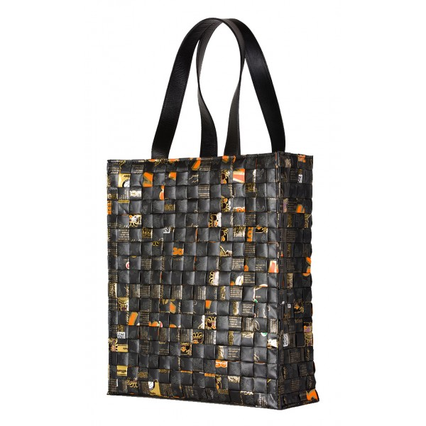 Meraky - Arabica Oro Nero - Arabica - Tote Bag - Aroma Collection - Borsa Donna