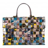 Meraky - Shakerato Bouquet - Shakerato - Convertible Bag - Aroma Collection - Borsa Donna