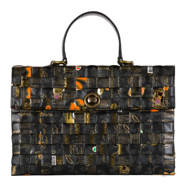 Meraky - Shakerato Black Gold - Shakerato - Convertible Bag - Aroma Collection - Women's Bag