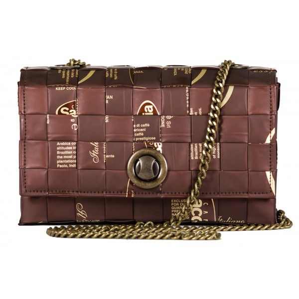 Meraky - Espresso Chocolate - Espresso - Chatelaine Bag - Aroma Collection - Women's Bag