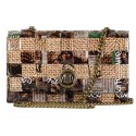 Meraky - Espresso Juta - Espresso - Chatelaine Bag - Aroma Collection - Borsa Donna