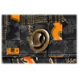 Meraky - Espresso Black Gold - Espresso - Chatelaine Bag - Aroma Collection - Women's Bag