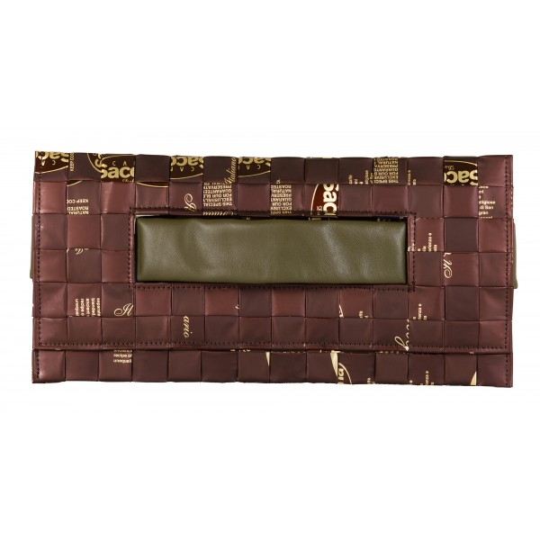 Meraky - Espresso Chocolate - Espresso - Clutch - Aroma Collection - Women's Bag