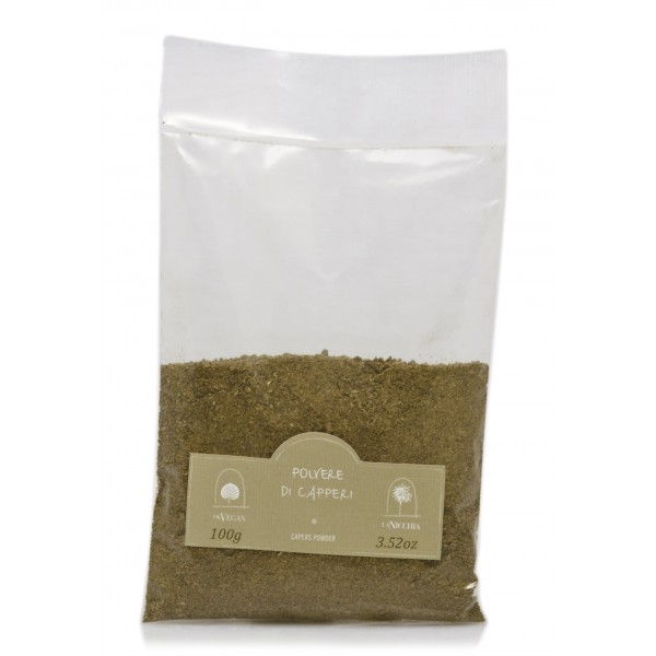 La Nicchia - Capers of Pantelleria since 1949 - Capers Powder - 100 g