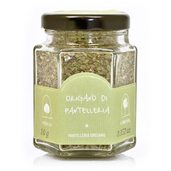 La Nicchia - Capers of Pantelleria since 1949 - Pantelleria Oregano - 10 g