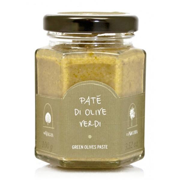 La Nicchia - Capperi di Pantelleria dal 1949 - Paté di Olive Verdi - 100 g