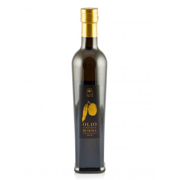 La Nicchia - Capperi di Pantelleria dal 1949 - Olio Extra Vergine di Oliva - 500 ml