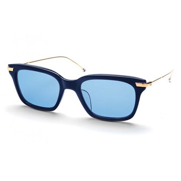Thom Browne - Occhiali da Sole Navy - Thom Browne Eyewear