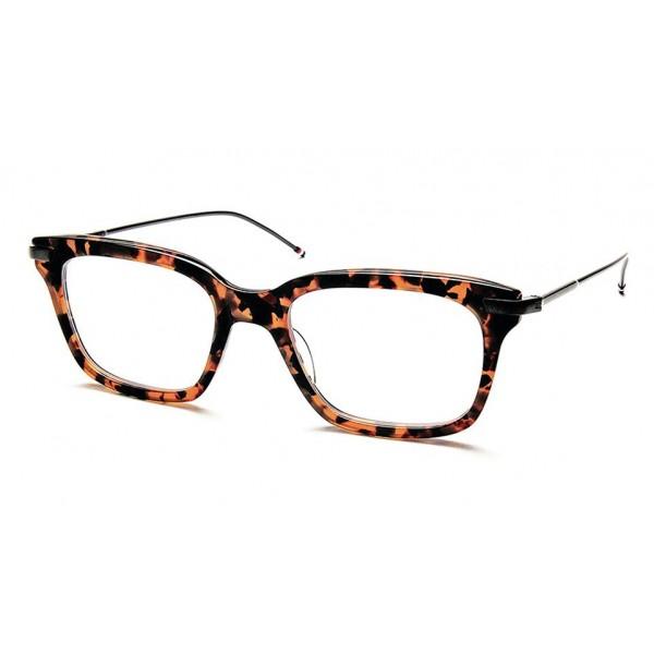 Thom Browne - Tokyo Tortoise Optical Glasses - Thom Browne Eyewear
