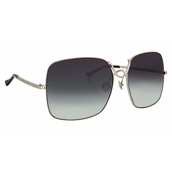 Linda Farrow - Fine Jewellery 2 C1 Oversized Sunglasses - Linda Farrow Fine Jewellery - Linda Farrow Eyewear