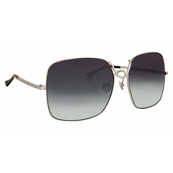 Linda Farrow - Fine Jewellery 2 C1 Oversized Sunglasses - Linda Farrow Fine Jewellery - Linda Farrow Eyewear