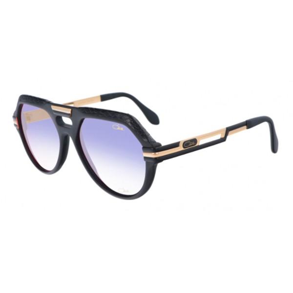 Cazal - Vintage 657 in Pelle - Legendary - Limited Edition - Neri - Occhiali da Sole - Cazal Eyewear