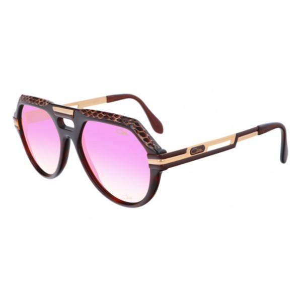 Cazal - Vintage 657 Leather - Legendary - Limited Edition - Brown - Sunglasses - Cazal Eyewear
