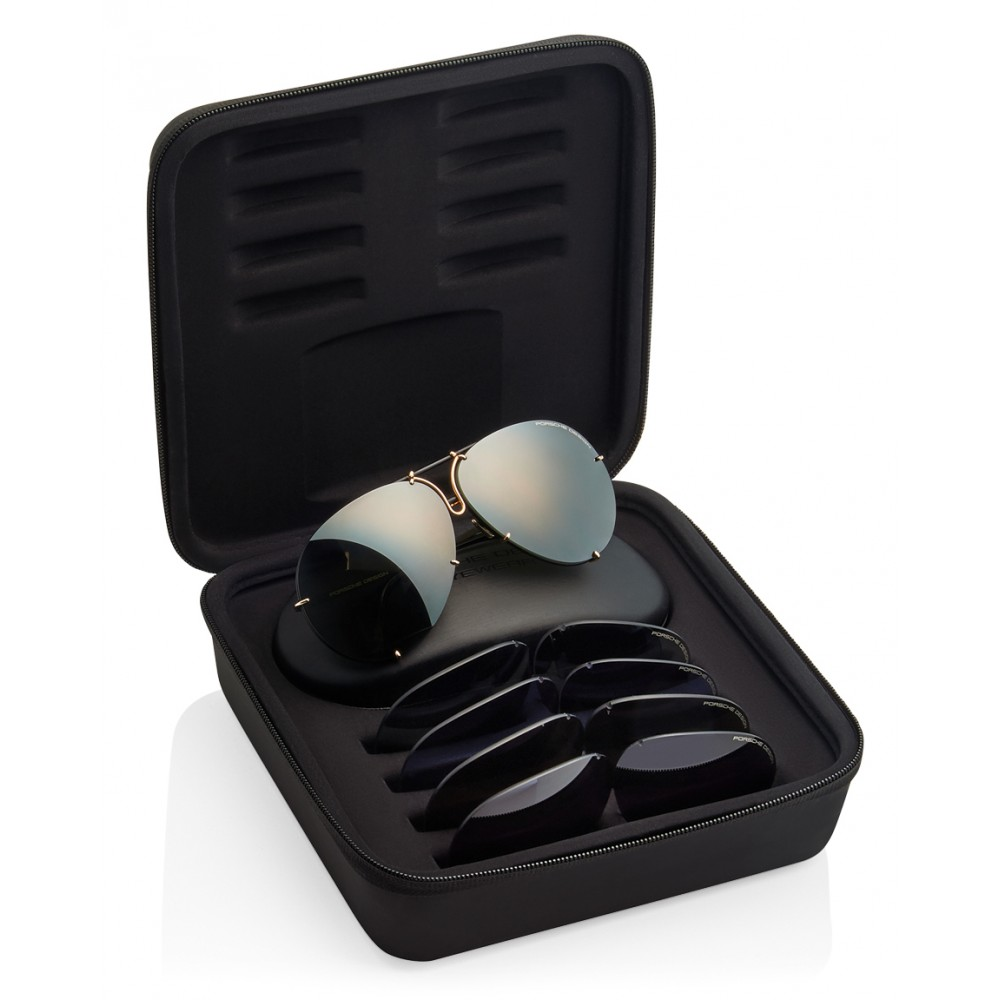 ab05ec69532 ... Porsche Design - P´8478 Sunglasses - 40Y Limited Edition - Porsche  Design Eyewear ...