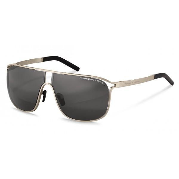 sito affidabile f9467 a6dcf Porsche Design - Occhiali da Sole P´8663 - Tagliati al Laser - Titanium -  Limited Edition - Porsche Design Eyewear - Avvenice