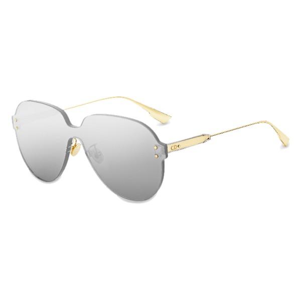 Dior - Sunglasses - DiorColorQuake3 - Silver - Dior Eyewear