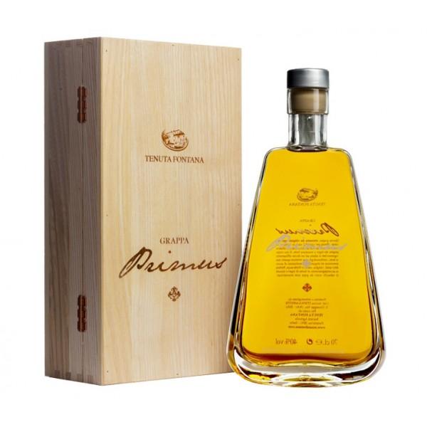 "Tenuta Fontana - ""Primus"" - Asprinio Based Grappa"