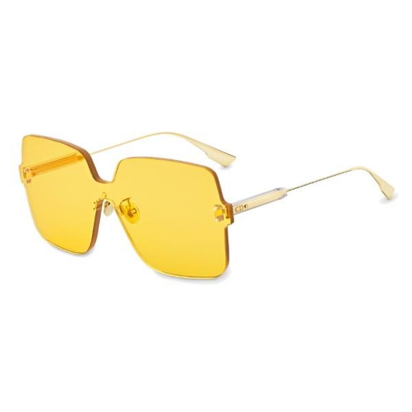 Dior - Sunglasses - DiorColorQuake1 - Yellow - Dior Eyewear