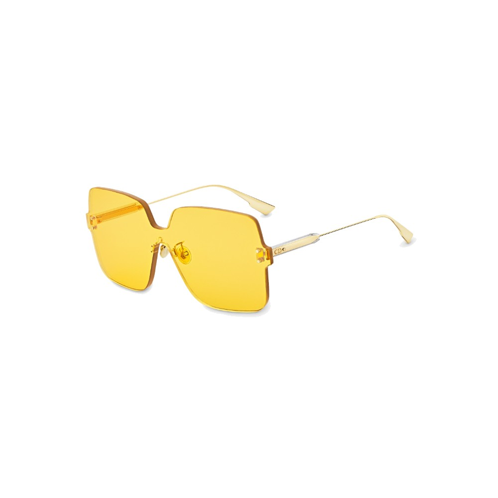 fdcd7da7a04c3 Dior - Sunglasses - DiorColorQuake1 - Yellow - Dior Eyewear - Avvenice