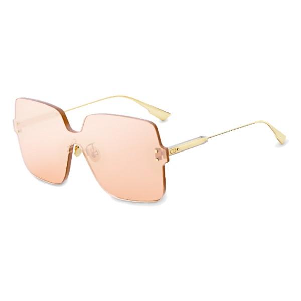 Dior - Sunglasses - DiorColorQuake1 - Gold - Dior Eyewear